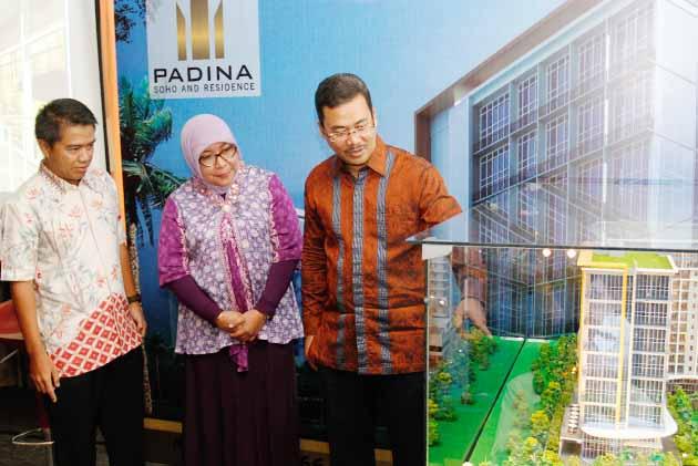 PADINA Hadirkan SOHO & Residence di Daan Mogot