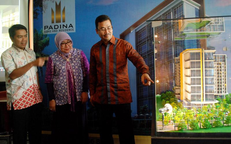 PADINA, Soho dan Residence Pertama di Kawasan Bisnis Daan Mogot