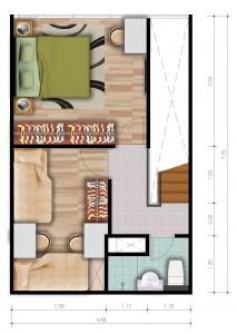 Loft D Upper Floor