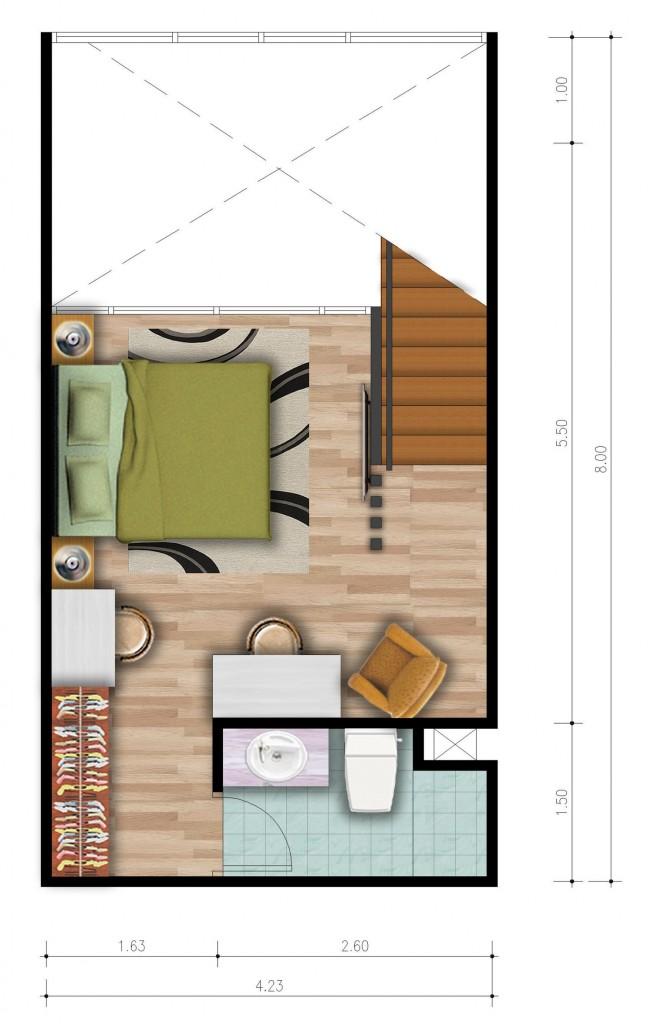 SOHO CC Upper Floor